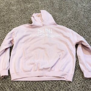 Sweaters - light pink TEAM 10 sweatshirt